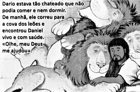 Judaismo E Cristanismo Daniel E Os Leoes