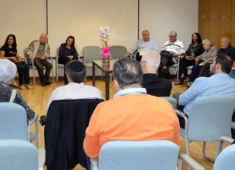 Encontro Anual do Diálogo Religioso Católico Judaico (DCJ)