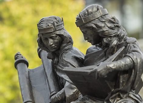 As Irmãs: Antigo e novo Testamentos