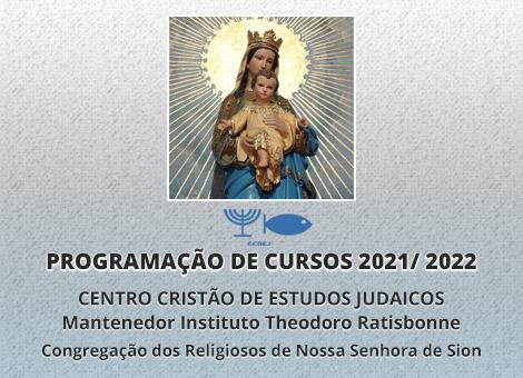 PROGRAMAÇÃO DE CURSOS 2021 / 2022